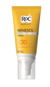 Protetor Solar fator 30 - RoC