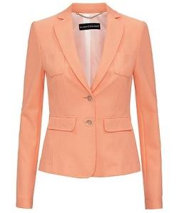 Que tal um blazer um pouco mais colorido?