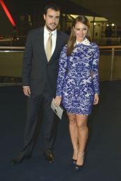 paolla olveira roberto carlos bela center Look das famosas no show do Roberto Carlos belacenter