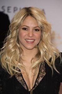 Shakira: 2/fev/1977