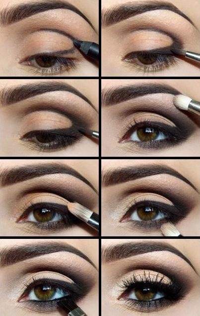 Maquiagem sofisticado