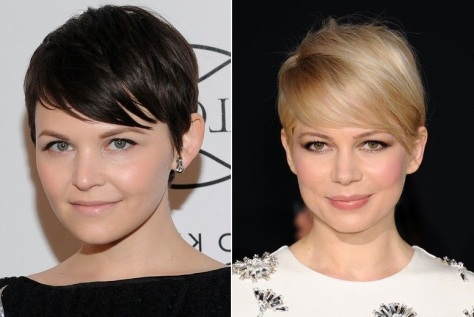 Ginnifer Goodwin e Michelle Williams