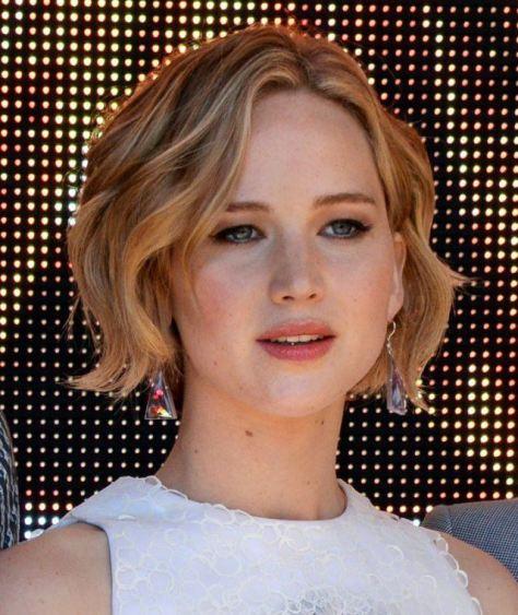 Jennifer Lawrence no Festival de Cannes, no dia 17 de maio desde ano