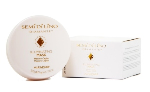 Máscara Alfaparf Semi di Lino Diamante Illuminating Mask