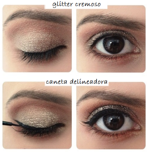 maquiagem-olho-brilho-delineador-bela-center