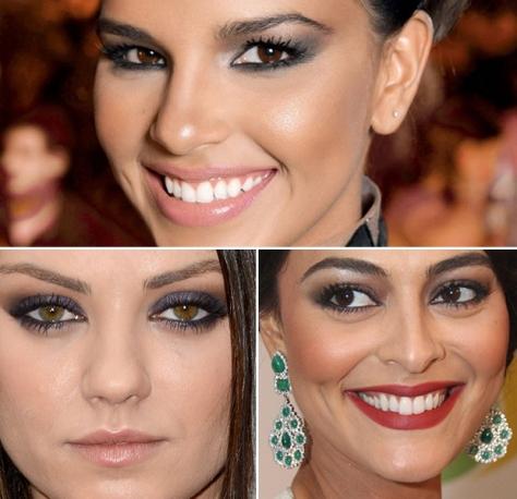 Mariana Rios, Mila Kunis e Juliana Paes