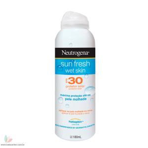 Protetor Solar aerosol FPS30 - Neutrogena
