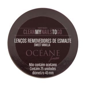 Removedor de Esmalte (sem acetona) - Océan