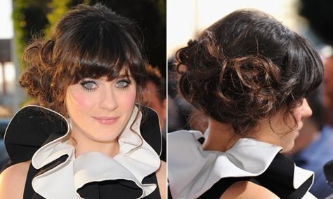 penteado-famosas-coque-baguncado-zooey-deschanel-bela-center