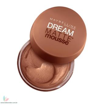 Dream Matte Mousse, da maybelline