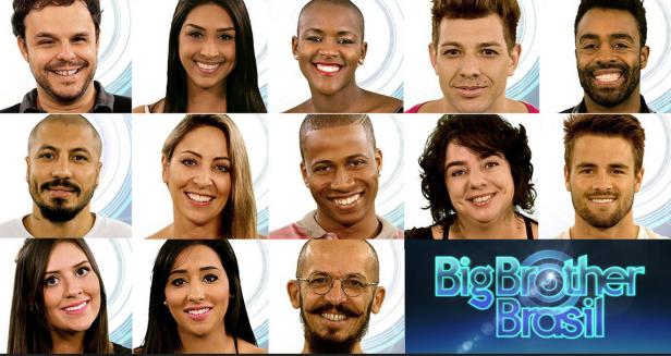 Participantes da 15ª edição