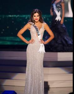 Miss Colômbia (Vencedora)