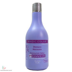 Shampoo Matizador - Magic Color