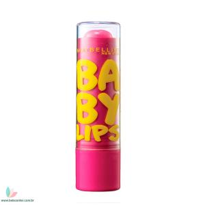Baby Lips Pink Punch Hidratante - Maybelline