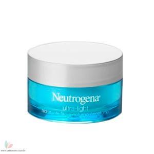 Creme Hidratante Facial Neutrogena Ultra Light Noturno