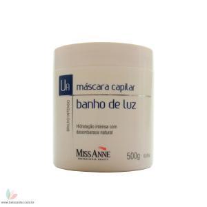 Miss Anne Banho de Luz Brilho Intenso