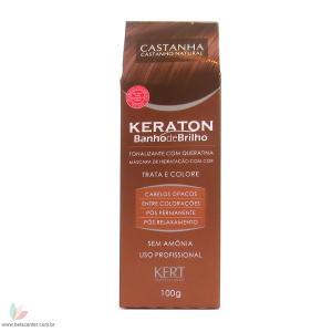 Castanho Natural - Kert Keraton