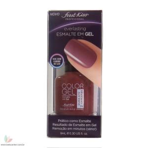 First Kiss Everlasting Esmalte Color Gel