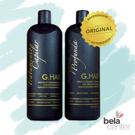 g hair marroquina